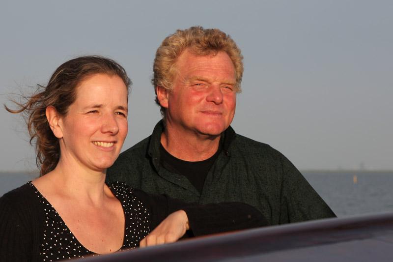 Bemanning van de Zuiderzee