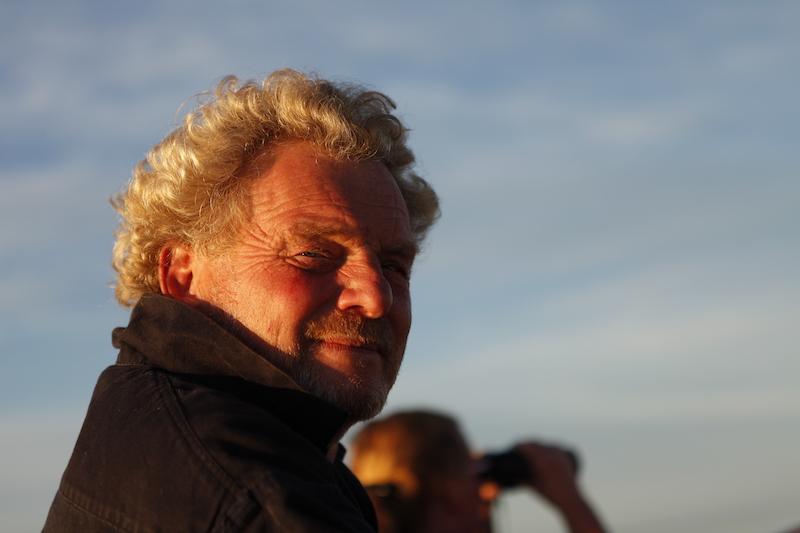 Schipper Arnold Schmeinck, bemanning van de Zuiderzee
